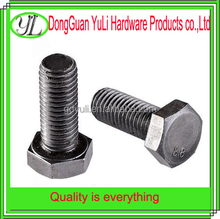 standard products a2-70 stainless steel hex bolt din 933