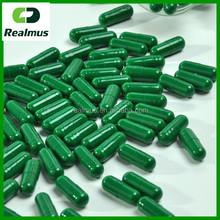 Final pílulas de desintoxicação verde cápsulas de café
