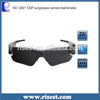 720P Waterproof Glasses Camera, Best Video Sunglasses, Video Sunglasses Review
