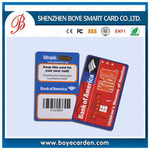 Smart Card inlay, widely used for smart card, contactless card production, 0.40mm thickness is available