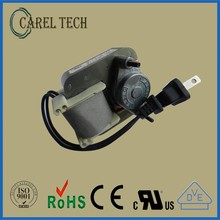 CE, VDE, TUV, UL approved YJF48 series shaded pole fan motor with the world best price
