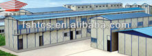 Durable prefabricated house/office easy to build