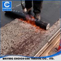 APP high quality modified bitumen waterproof products