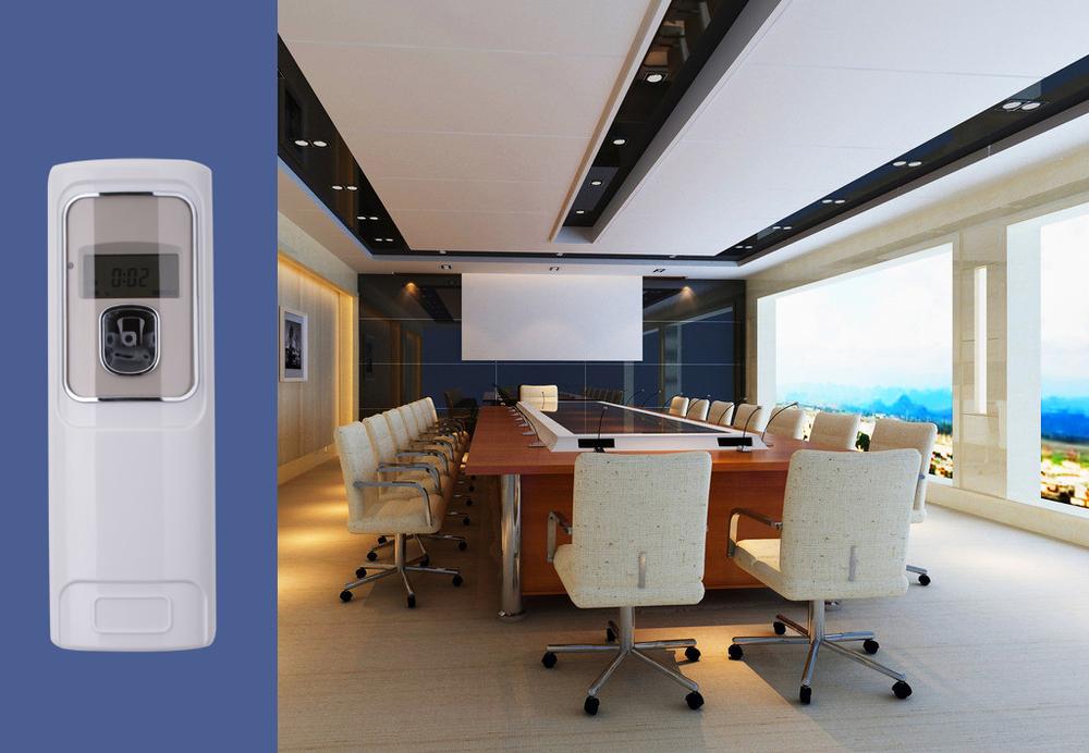 Digital Toilet Spray Air Freshener ,LCD toilet Perfume Dispenser