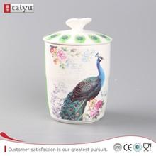 personal design direct sale christmas porcelain child tableware set