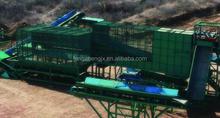 Cernita dei rifiuti integrato sistema/raccolta differenziata macchina