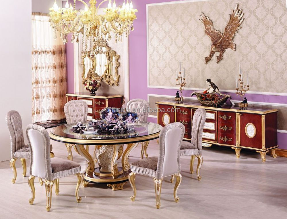 Victorian style new classic dining room furniture luxury for Classic dining room furniture