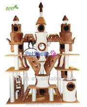 Super deluxe Cat Tree Cat Castle