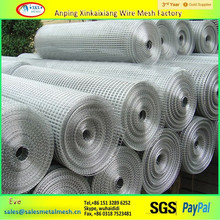 2014 Hot Sale! 304 316 3/4 Inch Stainless Steel Welded Wire Mesh