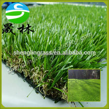 Ornaments Type and PE Material Landscaping Artificial Grass for Garden