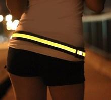 Alibaba express led belt light / LED WAIST BELT / LED Safety Belt