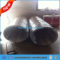 Farm Fence Oval Wire / Galvanised Oval Steel Wire