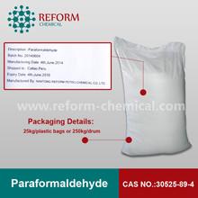 Paraformaldehyde 91%-99% CAS NO.30525-89-4