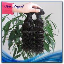 Alibaba Golden Supplier Supply High Grade Quality Short Hair Weave