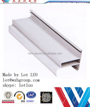 Durable most popular aluminum profile for cleanroom sell to Philippines Viet Nam Laos Cambodia Myanmar Thailand Malaysia Brunei