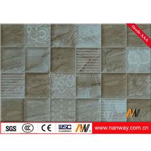25 X 40 cm azulejos auto-adesivas