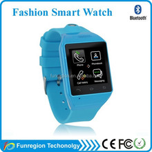 Lastest MTK6260 CPU Anti Lost watch 1.54 inch touch screen smart watch mobile phone android phone S19