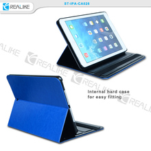 for ipad air 2 in 1 sublimation pu leather stading tablet case