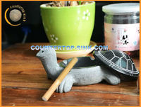 stone carving artistics ashtray for hotel decoration