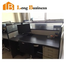 LB-JL7009 Simply design particleboard small office furniture desk