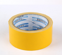 Yellow Easy to Tear Pipe Duct Tape