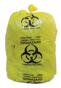 100% biodegrable colored drawstring trash garbage bag