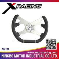 XRACING-2015 SW209 universal car steering wheel, Racing Car Steering wheel
