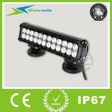 top seller 72W LED light bar off road