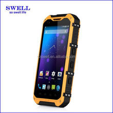 2015 manufacturer supplier rugged mobile phone with high quality IP68 land rover a9 k-mobile rugged android PTT