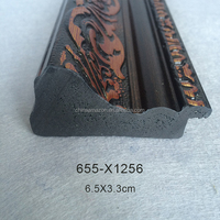 Different type photo frame PS mouldings wholesale