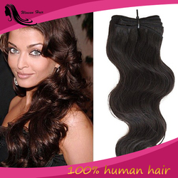 5A 14 inch brazilian virgin remy hair weft