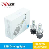 high power led headlight bulb h4 led headlight bulbs led h4 high low