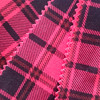home-textile fabric ------knitting polyester material short-pile velvet check printing fabric