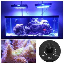 usa ebay hot sale high power suspended led aquarium lights for coral reef mimic sunset sunrise lunar cycle 55*3w
