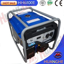 Low noise double sockets groupe electrogene gasoline generator