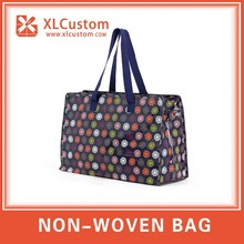 extral large reliable laminated tote bag, carrying bag