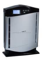 LCD screen and negative ion air purifier