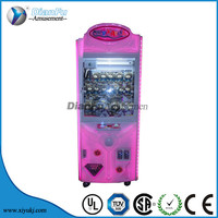 Taiwan Mainboard type crane claw machine for sale supplier DFCC-2