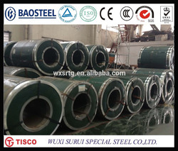 2b finish Stainless Steel Coil 201 latest hot sale