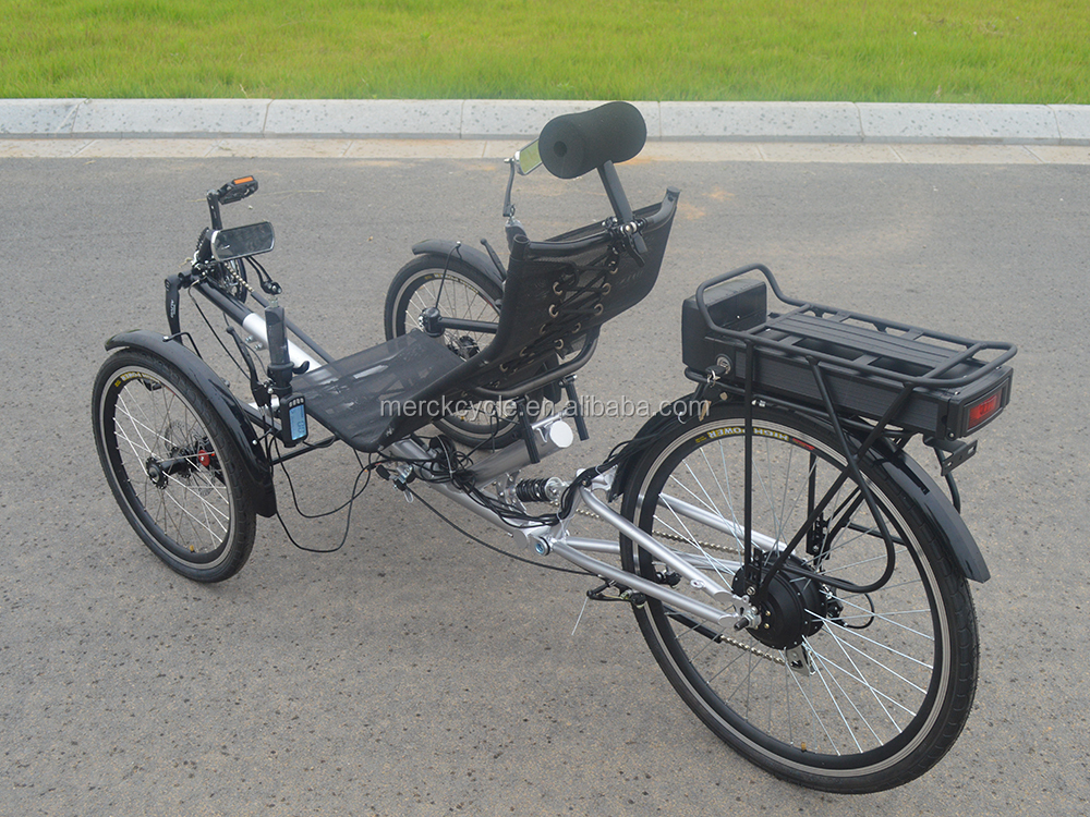 2can recumbent tricycles electric