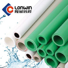 Multifunctional polypropylene pipe for hot water supply with low price plastic pipes for hot and cold water
