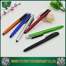 Plastic Touch Lastest Promotion Pen