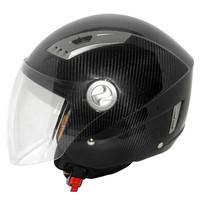 2015 hot selling Carbon Motorcycle helmet Carbon fiber open face helmet