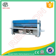 Stainless and automatic v type laundry folding machine