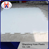 Super quality promotional dovetail synthetic ice rink sheet