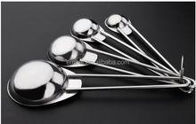 4pcs high quality measuring spoons set