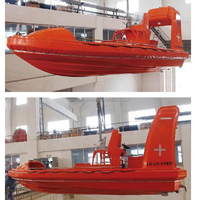 4.65m Used Rescue Boat for Sale