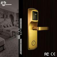 Online shopping electronic digital door lock for sliding /wooden door