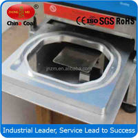best price full automatic plastic fast food container sealing machine