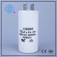 CBB60 Refrigerator Start Capacitor